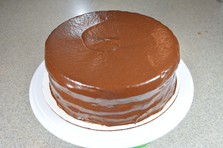 Carob Cake Recipe Uk