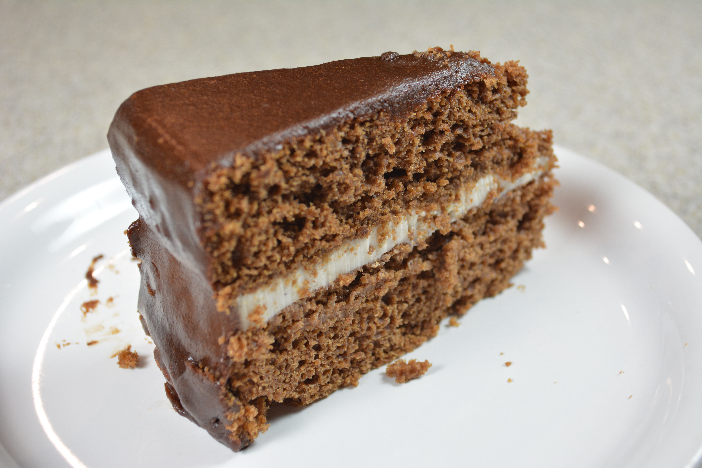 Vegan Carob Cake Recipe | The Up Beet Blog